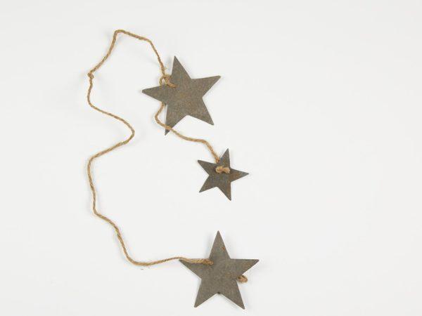 3 Zinc Star