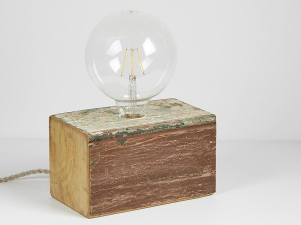 Block Lamp L