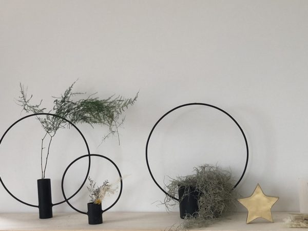 Circle Flower Pot