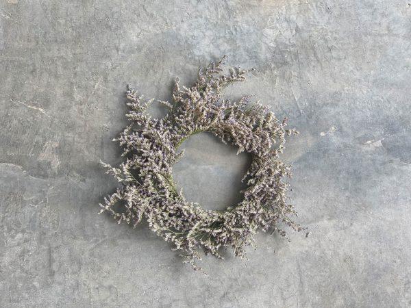 Limonium Wreath