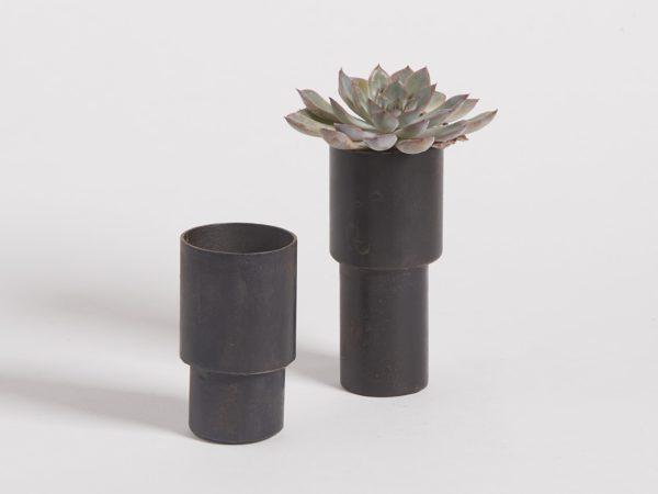Metal Leg Pot Set