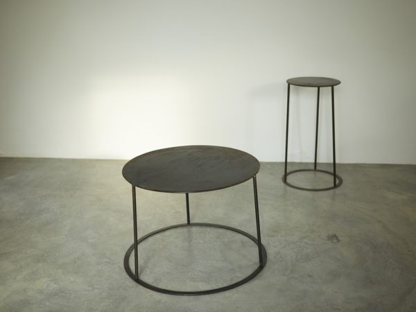 Round Iron Table