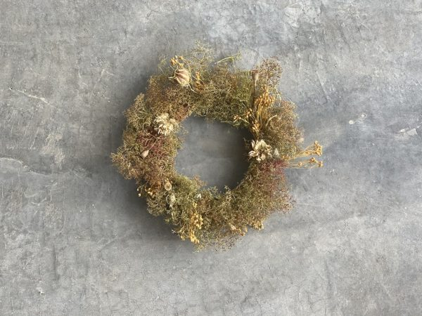 Sea Moss Wreath