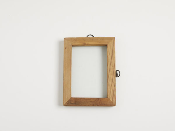 Old Teak Wood Frame S