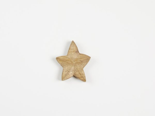 Wooden Volume Star