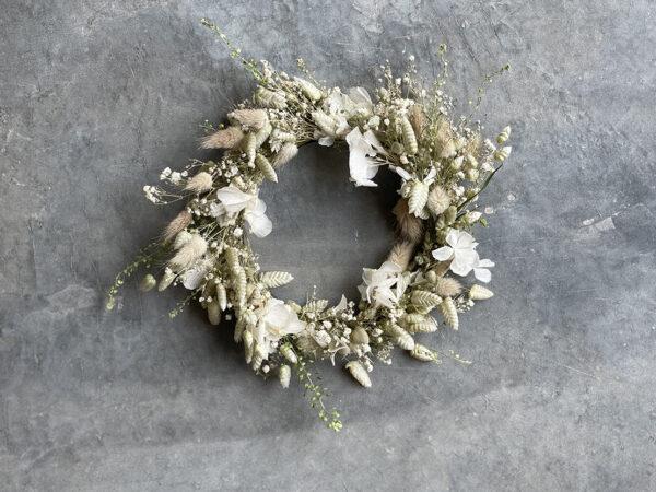 Briza Wreath