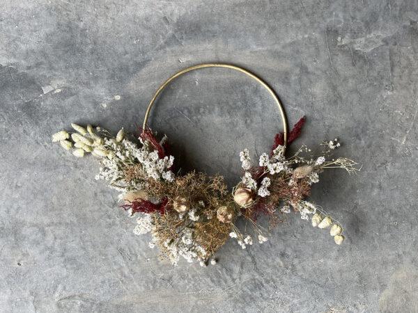 Delaunay Wreath