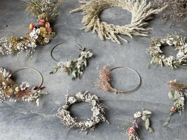 Edelweiss Wreath