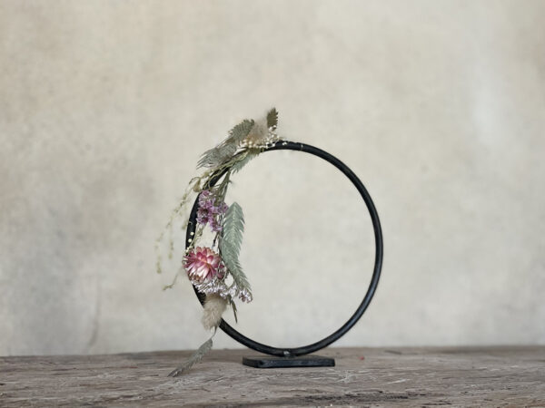 Flower Ring on Stand
