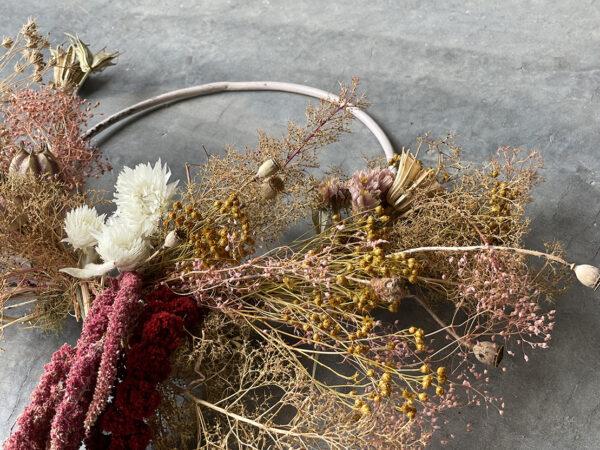 Pavo Wreath