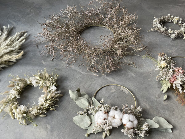 Selvática Wreath