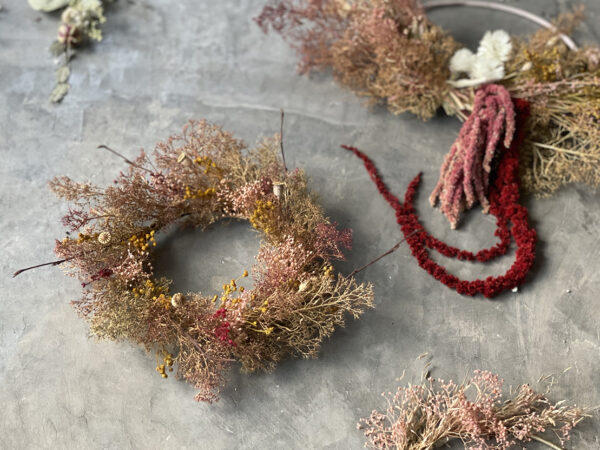 Xmas Sea Moss Wreath